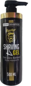 Shaving Gel Barber Line (500ml)
