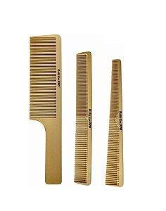 Kit Pentes BabyLiss PRO Gold Barberology