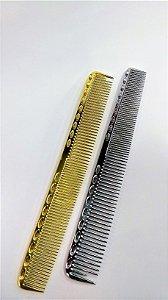 Pente de Ferro Barber Pro - 21,5cm - Unidade