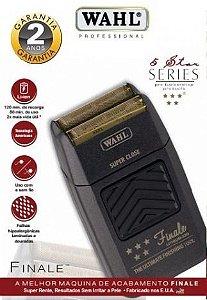 Barbeador Shaver de Acabamento Wahl Finale  (Dois Anos de Garantia)