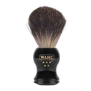 Pincel de Barbear com Pelos de Texugo Wahl Oficial