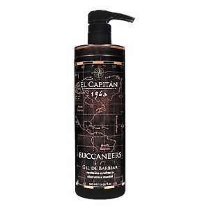 Gel Para Barbear El Capitán Buccaneers  (500ml)
