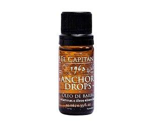 Óleo para Barba El Capitán 1963 Anchor Drops  (10 ml)