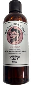 Óleo Barba & Face Barba's Skala (100ml)
