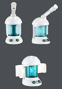 Vaporizador Facial Vapor De Ozônio Kingdom Kd-2328 - 110v