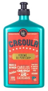Creoula Creme de Pentear - Lola Cosmetics - 500g - (Vegano)