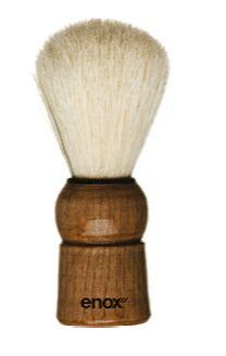 Pincel de Barba Enox/Belliz (médio) com Cerdas Naturais