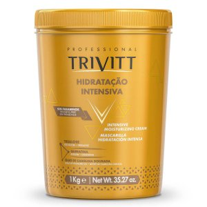 Itallian Color Máscara De Hidratação Intensiva Trivitt - 1kg -