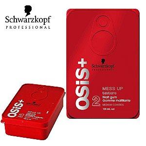 Pomada Modeladora Schwarzkopf Professional Osis+ Mess Up