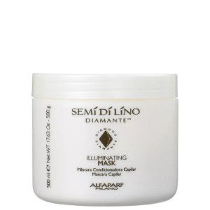 Máscara Capilar Alfaparf Semi di Lino Diamante Illuminating (500g)