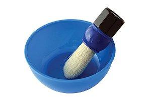 Tigela e Pincel para Barbear Marilu (ref. 0299)
