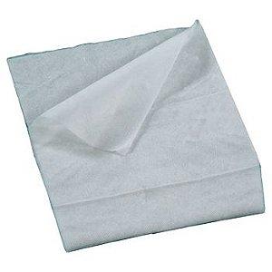 Toalha Descartável para Cabeça Higipratic  50x70cm (Embalagem c/ 20 Unidades)