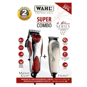 Super Combo Magic Clip com Hero (110v)