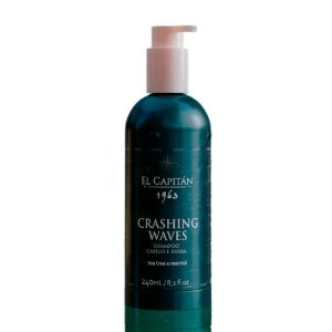Shampoo Barba & Cabelo El Capitan Crashing Waves (240ml)