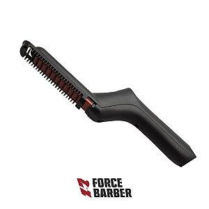 Chapinha│Prancha de Barba e Cabelo Masculino Force Barber - Force All (Bivolt)