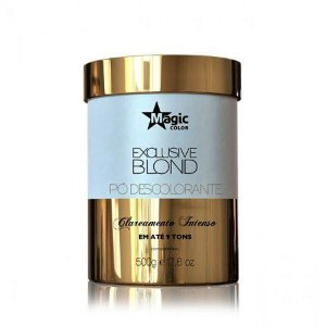 Pó Descolorante Exclusive Blond - 500g