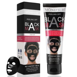 Máscara Facial Black Mask - Mônd'Sub - 100ml