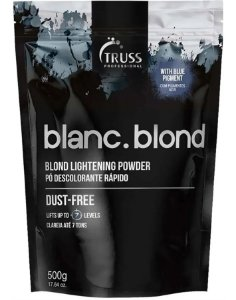 Pó Descolorante Rápido Truss Blanc.Blond (500g)