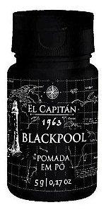Pomada em Pó El Capitán 1963 - Black Pool (5g)