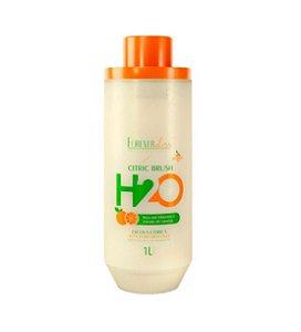 Escova Progressiva Cítrica Alta Performance H2O Sem Formol - Forever Liss -1L -
