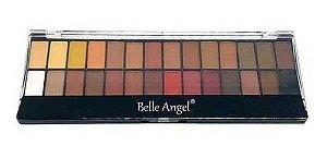 Paleta de Sombras 28 Cores - Belle Angel