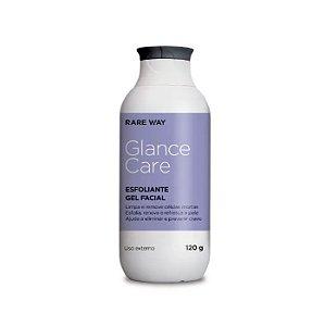 Esfoliante Gel Facial - Glance Care - Rare Way