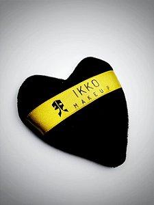 Esponja Coração - IKKO Makeup