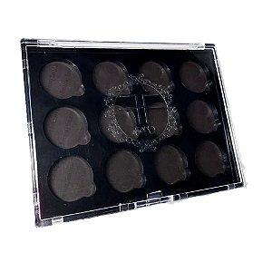 Paleta Magnética 12 Cavidades para Sombras - Fand