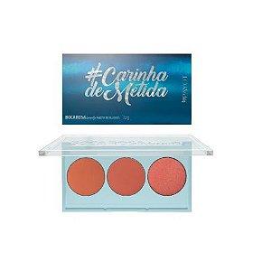 Paleta De Blush - #CarinhaDeMetida - By Boca Rosa Beauty - Payot