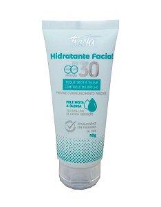 Hidratante Facial FPS 30 - Pele Mista a Oleosa - Tracta