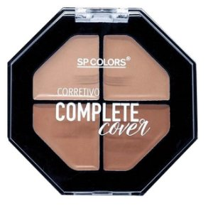 Paleta de Corretivos Complete Cover - SP092 - SP Colors