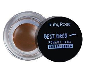 Best Brow - Pomada Para Sobrancelha Light - HB-8400 - Ruby Rose