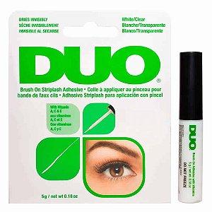 Cola para Cílios Transparente - Duo