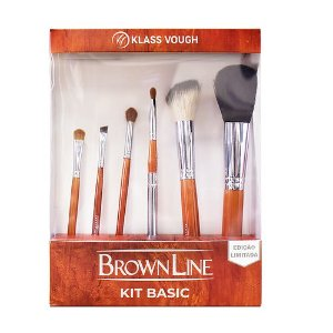 Kit de Pincéis Brown Line Basic - Klass Vough