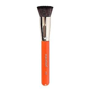 Pincel Profissional Kabuki para Base - BT03 - Linha Beauty Tools - Macrilan