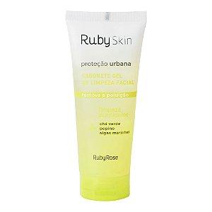 Sabonete Gel de Limpeza Facial - Proteção Urbana - HB-326 - Ruby Rose