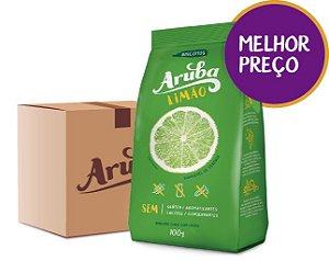 Aruba Original - Limão - Cx. 24 pacotes