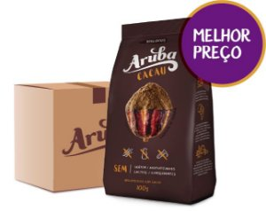 Aruba Original - Cacau - Cx. 24 pacotes