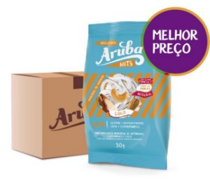 Aruba Nuts - Coco - Cx. 36 pacotes