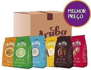 Caixa Aruba Originais Mix - Cx. 24 pacotes