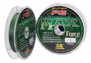Linha multifilamento Maruri Max Force 4x 100m