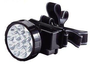 Lanterna Led De Cabeça - Eco Lux - Eco162 Recarregavel