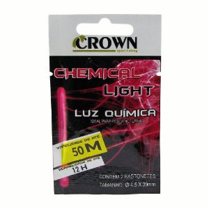 Luz Química Crown - 4,5mm