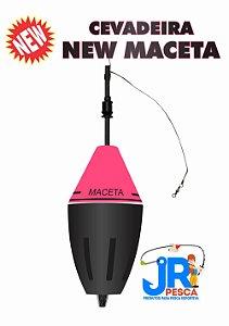 Boia Cevadeira New Maceta Rosa com Preto JR PESCA 70 gramas