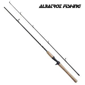 Vara Carretilha Albatroz Pro Staff 602 Tamanho 1,80 cm 10-20 lbs