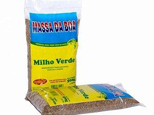 Massa Da Boa Milho Verde pct 500 Gramas