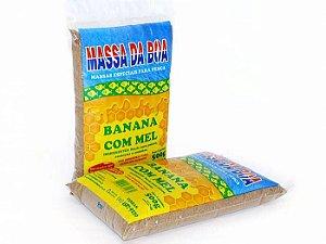 Massa Da Boa Banana com Mel pct 500 gramas