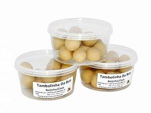Tambolinhas Da Boa Isca Para Tamba e Pacus 120 gramas sabor beijinho/coco