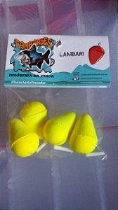 Boia Lambari nº 3 embalagem com 4 unidades Tambarões