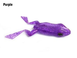 Isca Artificial X-frog Top Water Monster3x